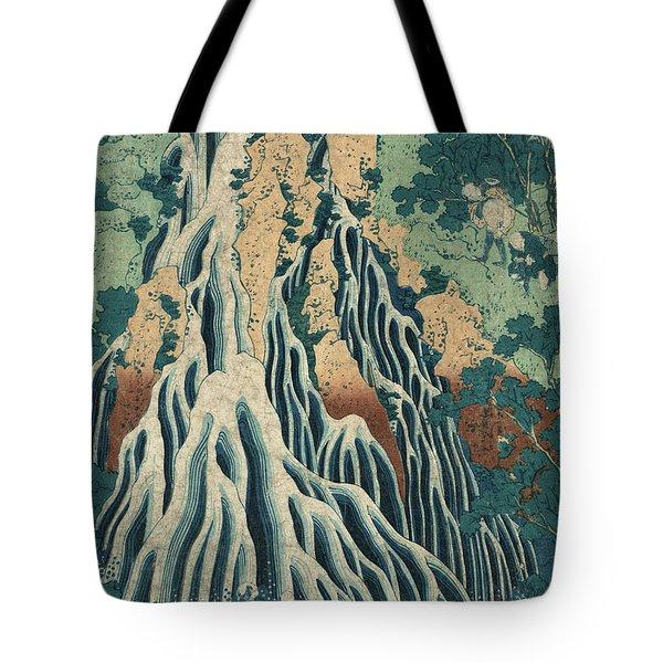 Kirifuri Falls Tote Bag