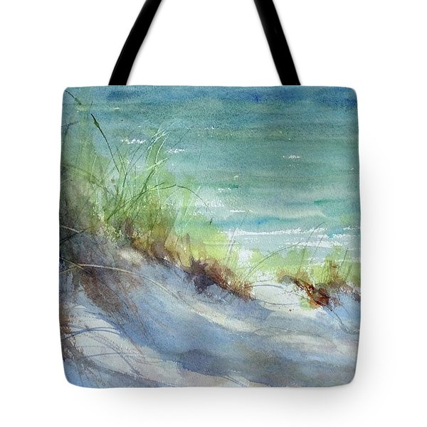 Kirk County Morning Tote Bag