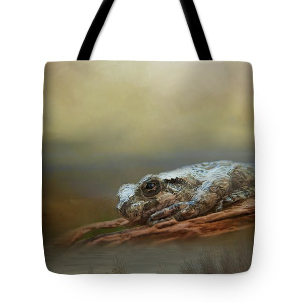 Tote Bag featuring the photograph Kiss Me by Steven Richardson