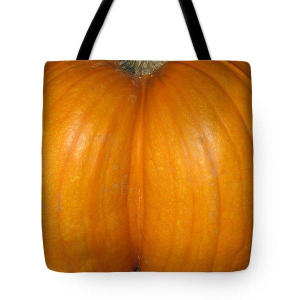Butt Crack Pumpkin Tote Bag