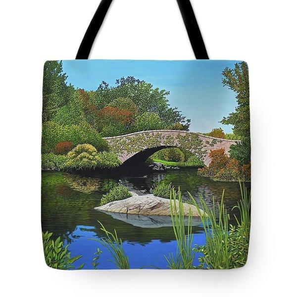 Kiss Of Fall Tote Bag