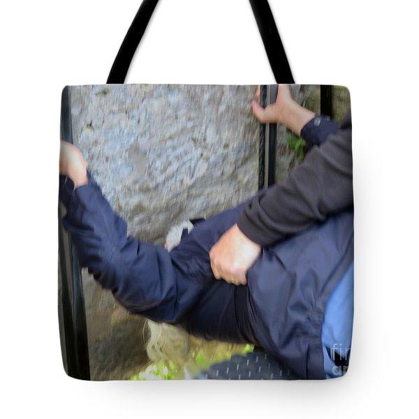 Kiss The Blarney Stone Tote Bag
