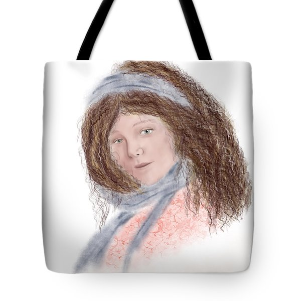 Kissed By The Sun Tote Bag by Terry Honstead