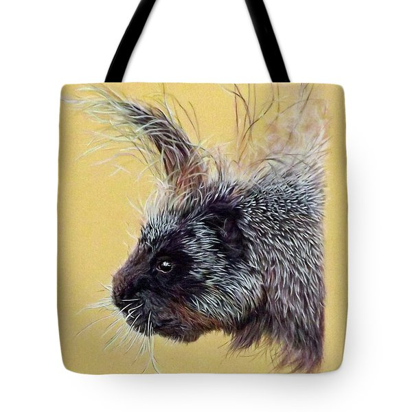 Kit Tote Bag by Linda Becker