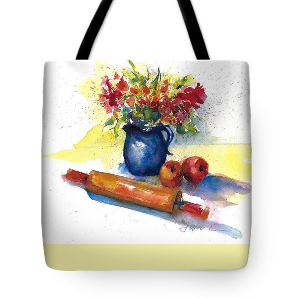 Kitchen Bouquet June 2018 Tote Bag