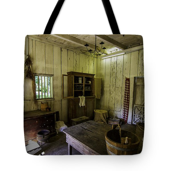 Kitchen House Three Tote Bag