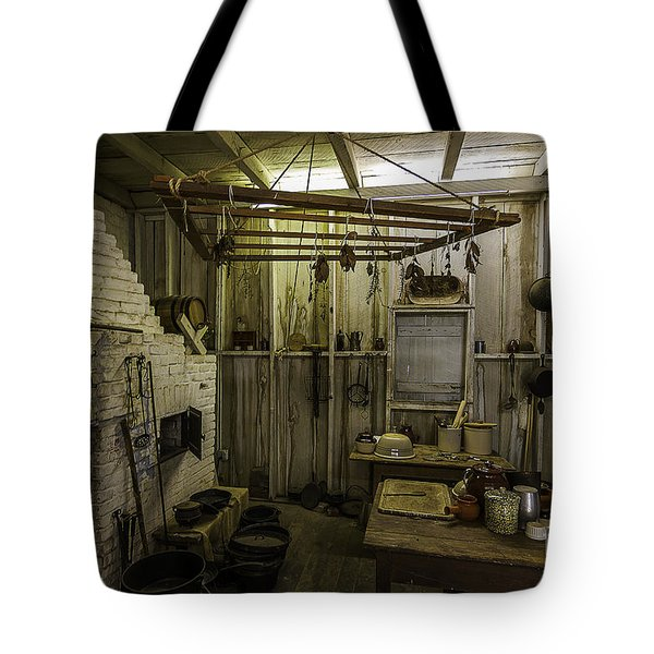 Kitchen House Two Tote Bag
