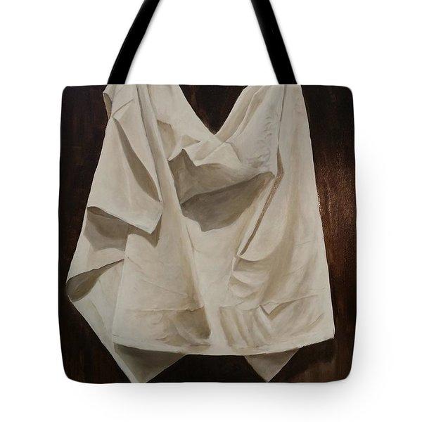 Painting Alla Rembrandt - Minimalist Still Life Study Tote Bag