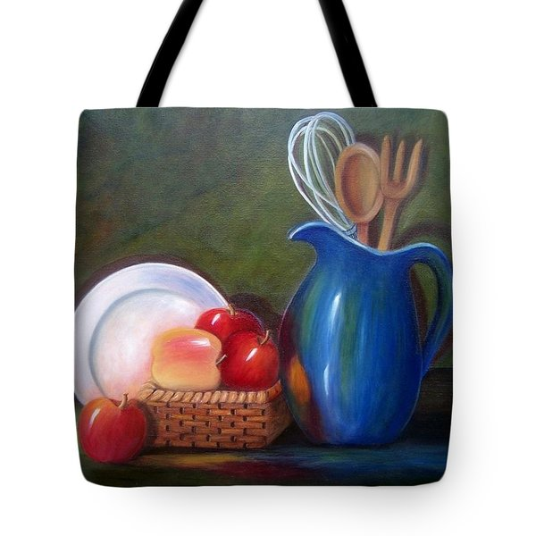Kitchenware  Tote Bag by Susan Dehlinger