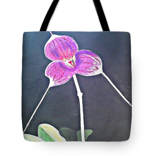 Kite Orchid Tote Bag