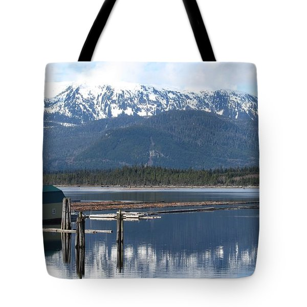 Kitimat Tote Bag