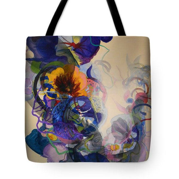 Kitsch Dna Tote Bag by Georg Douglas