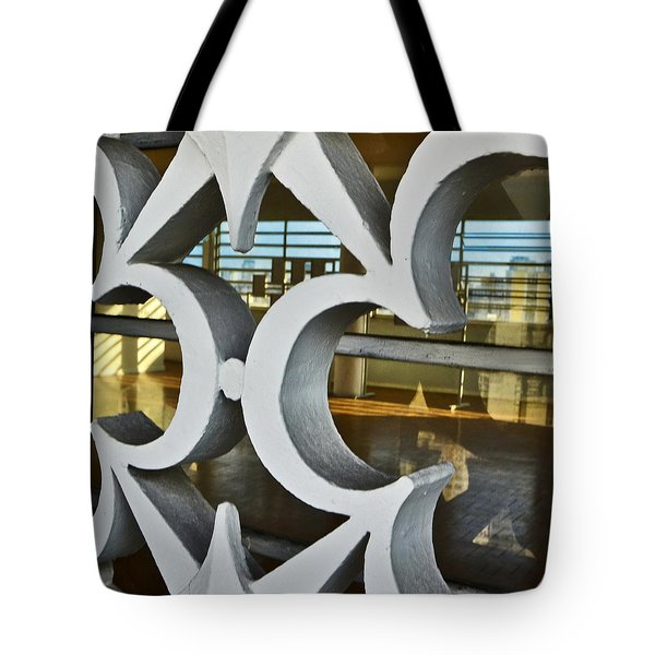 Kitsch Urban Details Tote Bag by Carlos Alkmin
