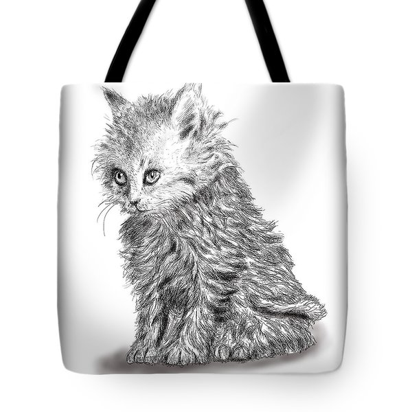 Kitten #1 Tote Bag