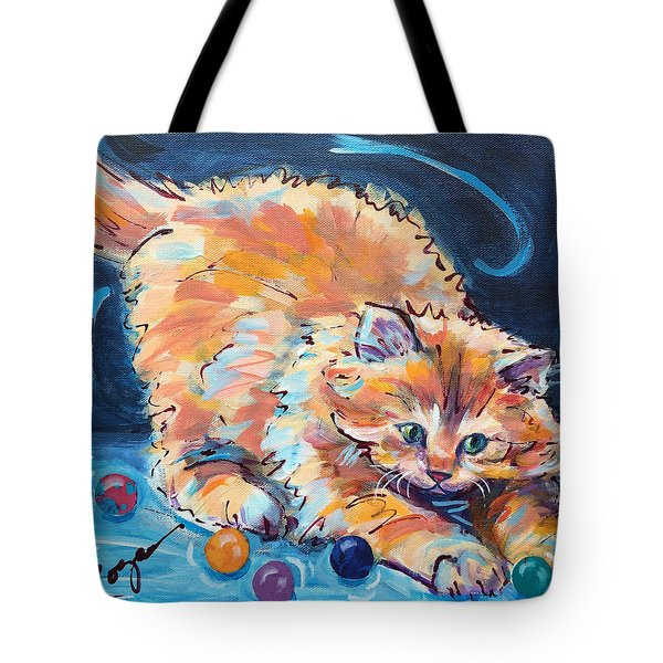 Kitty Keepsies Tote Bag