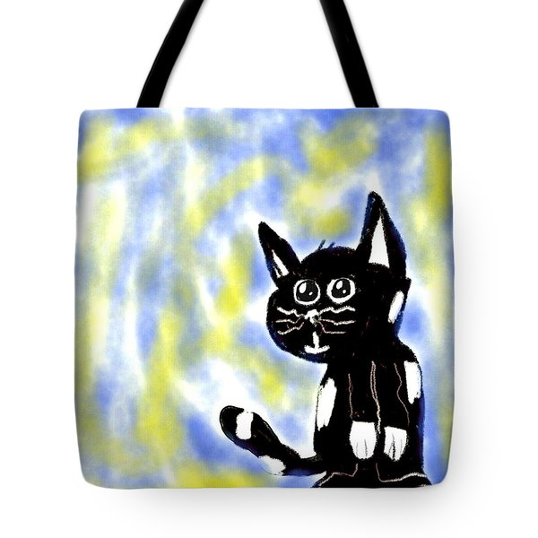 Kitty Kitty Tote Bag