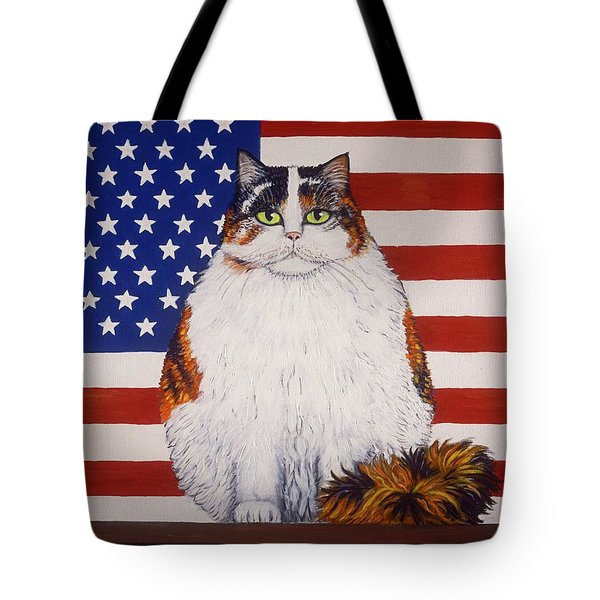 Kitty Ross Tote Bag