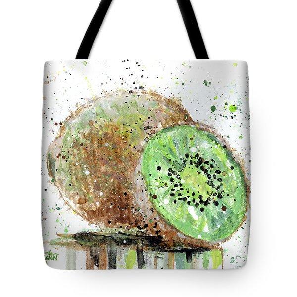 Kiwi 2 Tote Bag