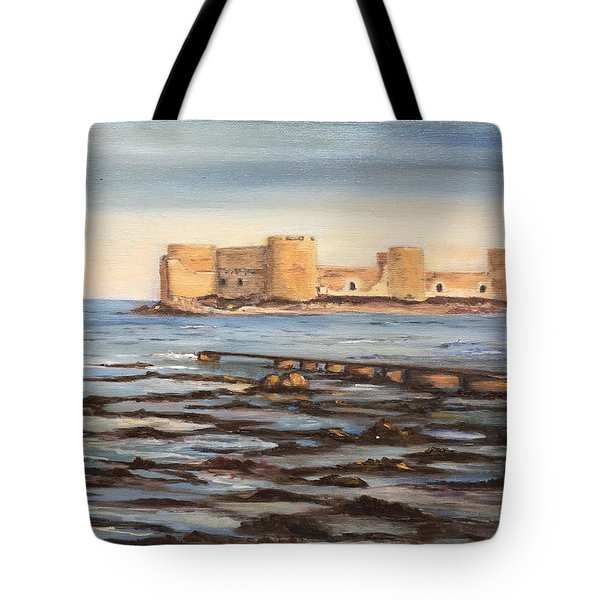 Kizkalesi Tote Bag
