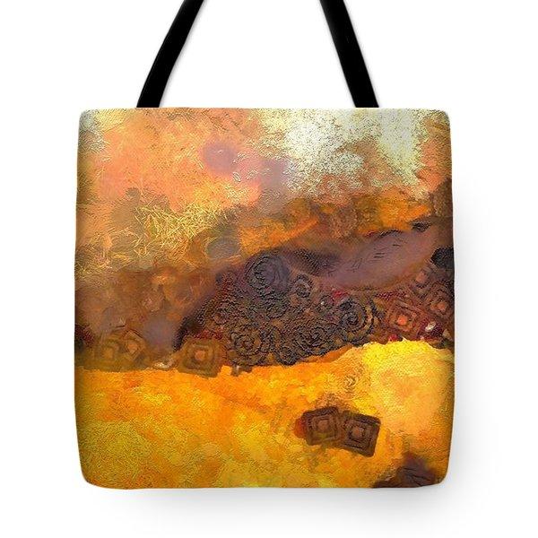 Klimpt Study No. 1 Tote Bag