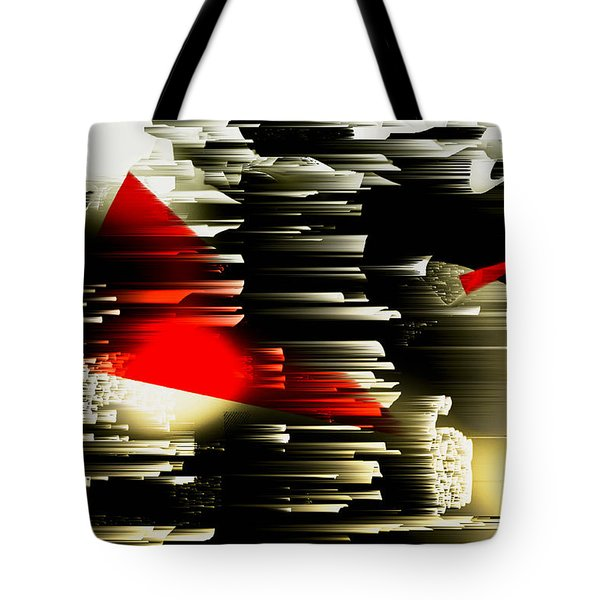 Klin Tote Bag by Danica Radman