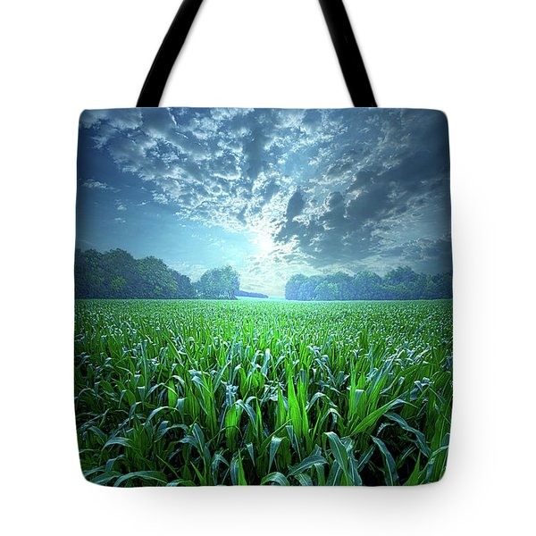 Knee High Tote Bag