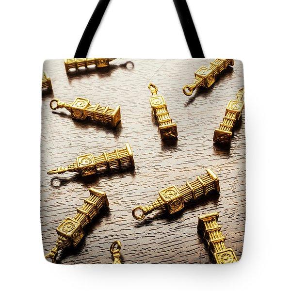 Knickknacking The Uk Tote Bag
