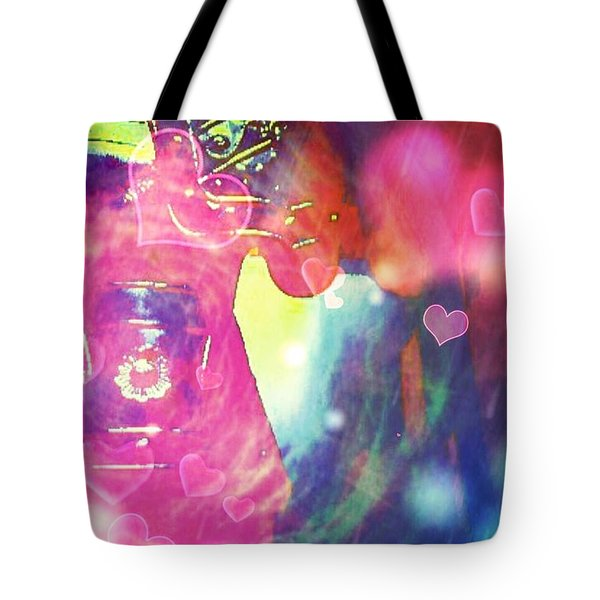 Knight In Shining Armour Tote Bag
