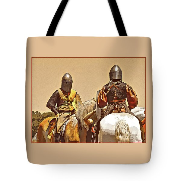 Knight's Conference Tote Bag
