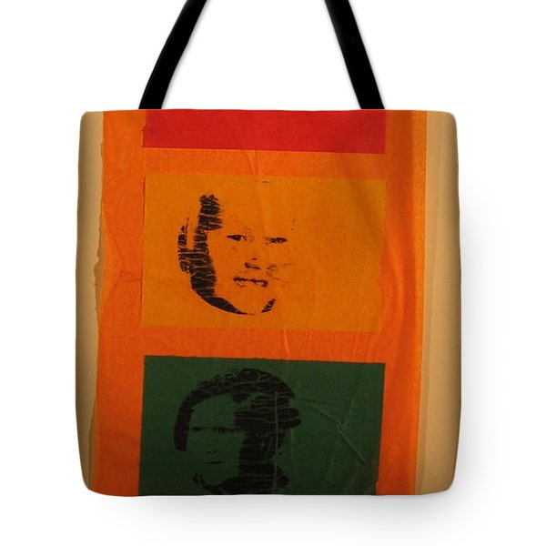 Tote Bag featuring the mixed media Know When To Stop by Erika Chamberlin