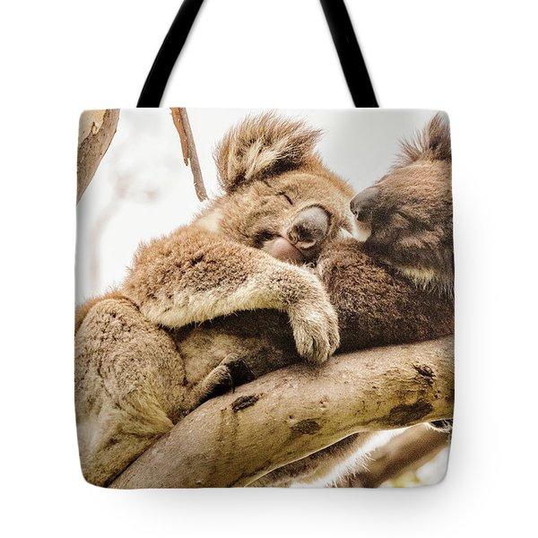 Koala 5 Tote Bag by Werner Padarin
