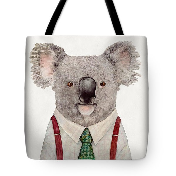 Koala Tote Bag by Animal Crew