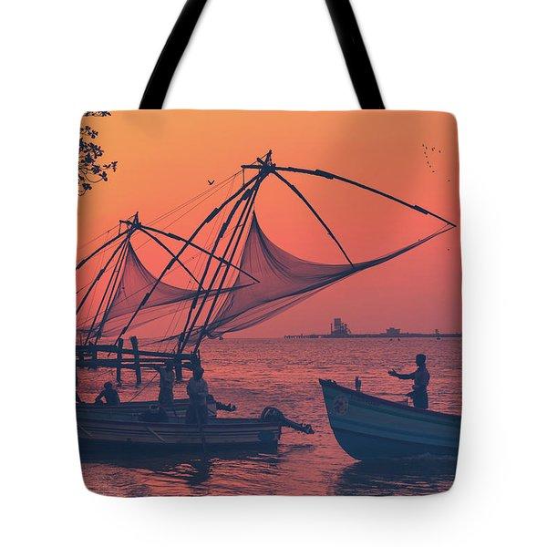 Kochi Tote Bag