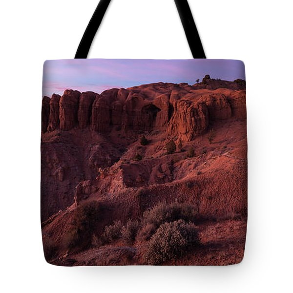 Kodachrome Basin State Park Utah Sunset Tote Bag