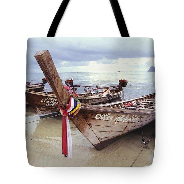 Koh Phi Phi Tote Bag