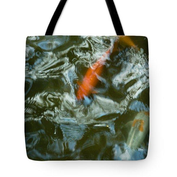 Koi I Tote Bag