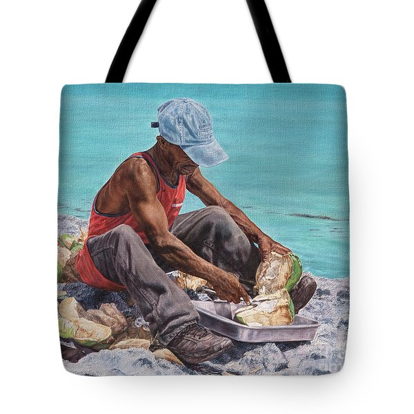 Kokoye II Tote Bag