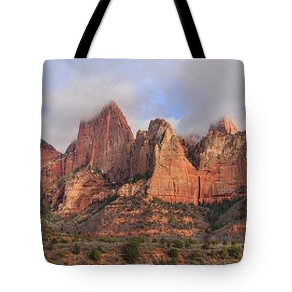 Kolob Canyon Tote Bag