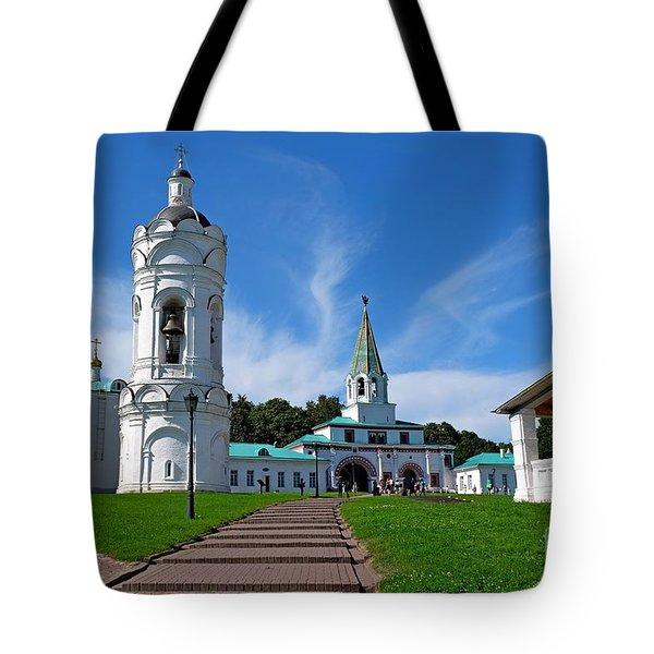 Kolomenskoye Tote Bag