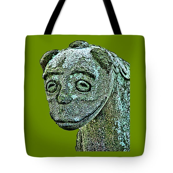 Komainu03 Tote Bag