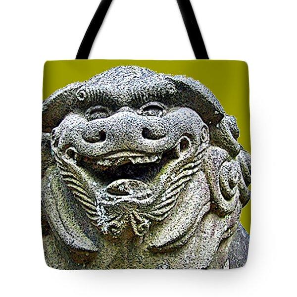 Komainu04 Tote Bag