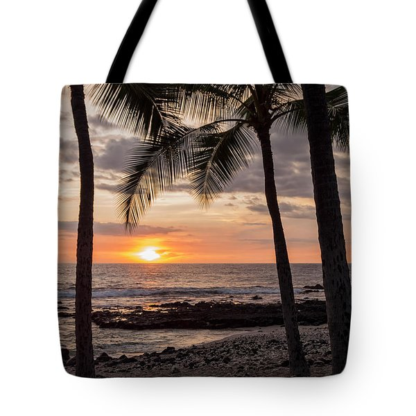 Kona Sunset Tote Bag