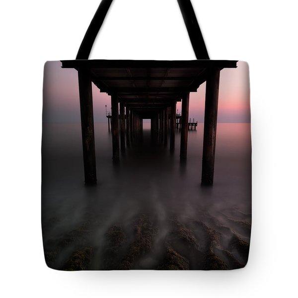 Konakli Pier Tote Bag