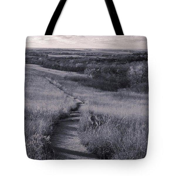 Konza Treking Tote Bag