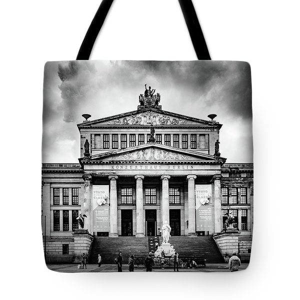 Konzerthaus Berlin Tote Bag