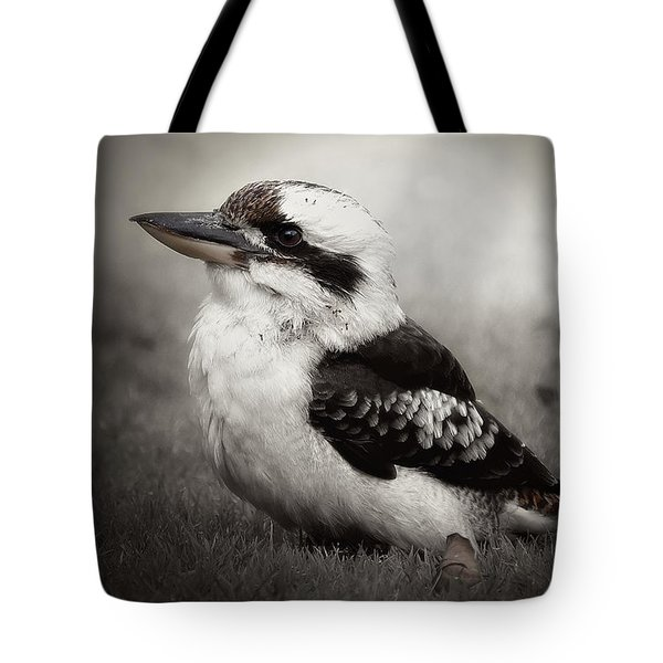 Kookaburra Beauty 01 Tote Bag