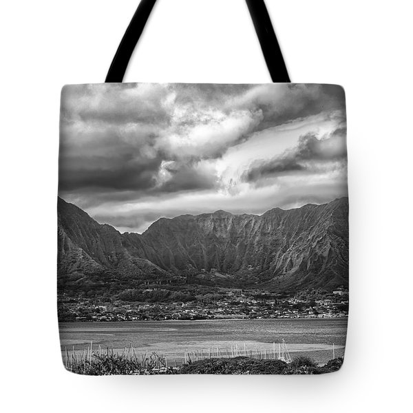 Ko'olau And H-3 Tote Bag