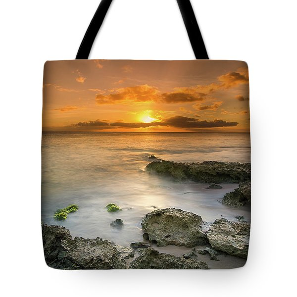 Koolina Sunset At The Cove Tote Bag