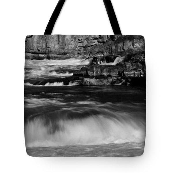 Kootenai Falls, Montana Tote Bag