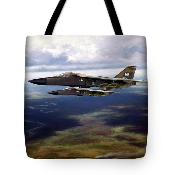 Korat Demolition Team Tote Bag